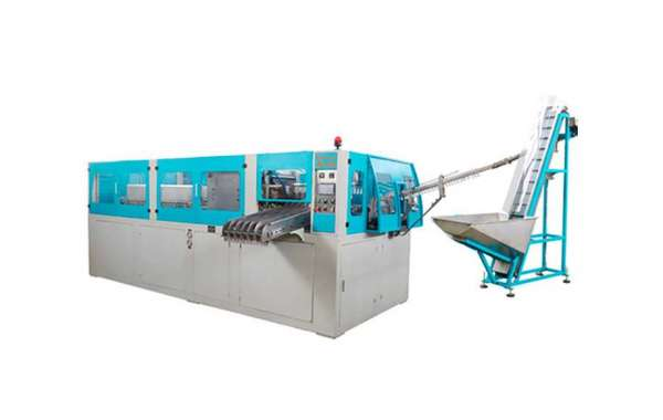 Features & Advantages of the Hand Fed – PET Blowing Machine