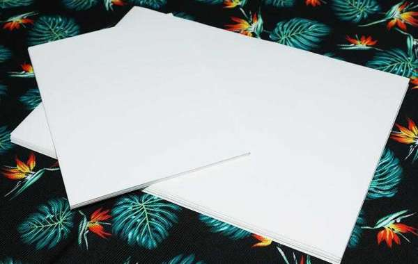 Details Of Using Tacky Sublimation Paper