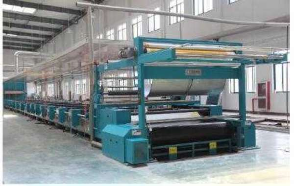 What Is The Development Prospect Of Hot Air Stenter Machine?