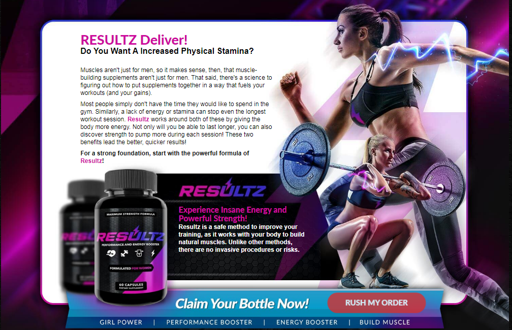 Resultz Energy Burner - Does This Product Really Work For You?