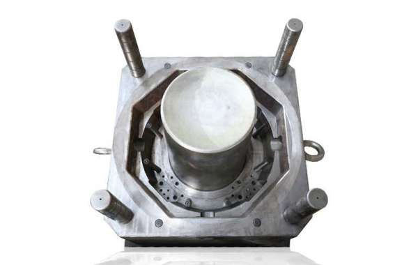 Plastic Bucket Mould Cannot Be Filled With Gasoline