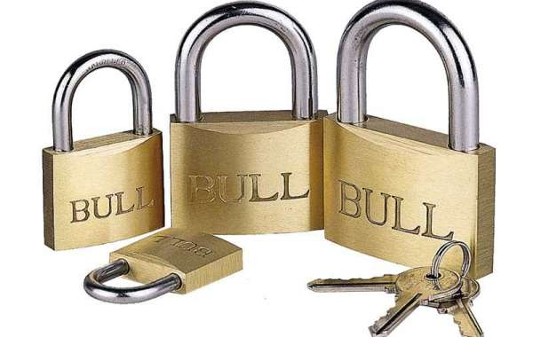 Long Shackle Padlock Structure Design Is Simple