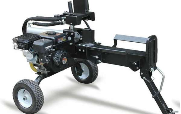 Petrol Log Splitter Protects The Environment