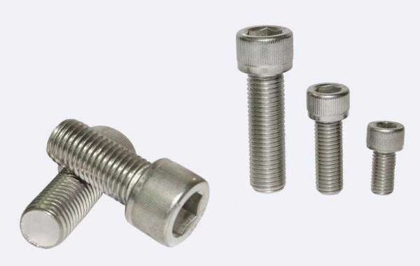 Introduction To Hexagon Socket Head Bolt Process
