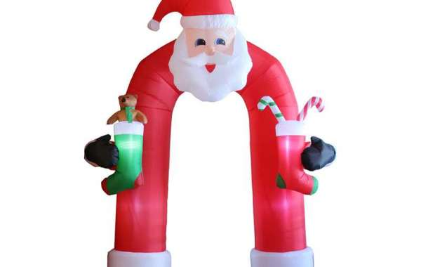 Outdoor Holiday Inflatable Decorations Apply To Any Place